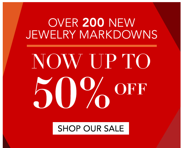 Save up to 50% off sale Jewelry at Blue Nile.