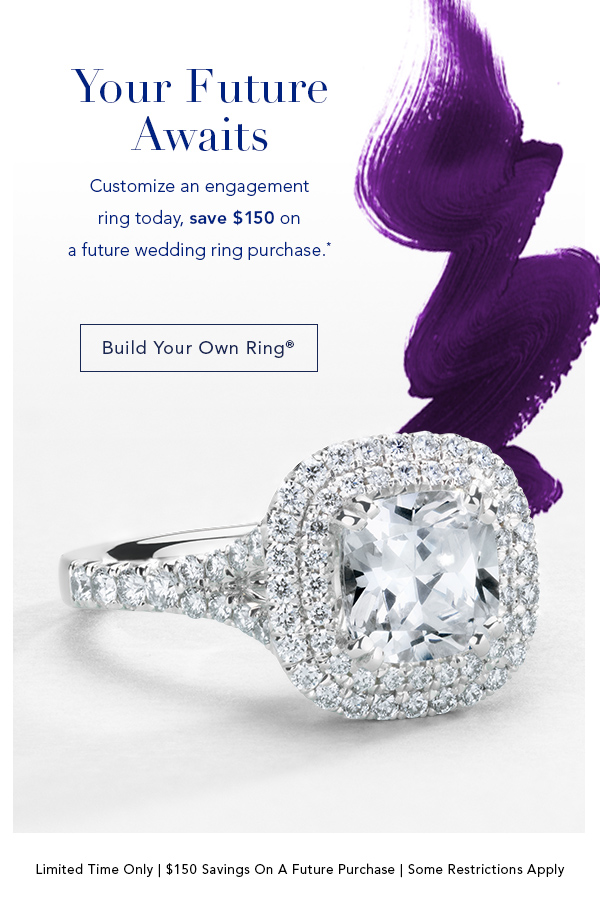 Build Your Own Engagement Ring  Blue Nile