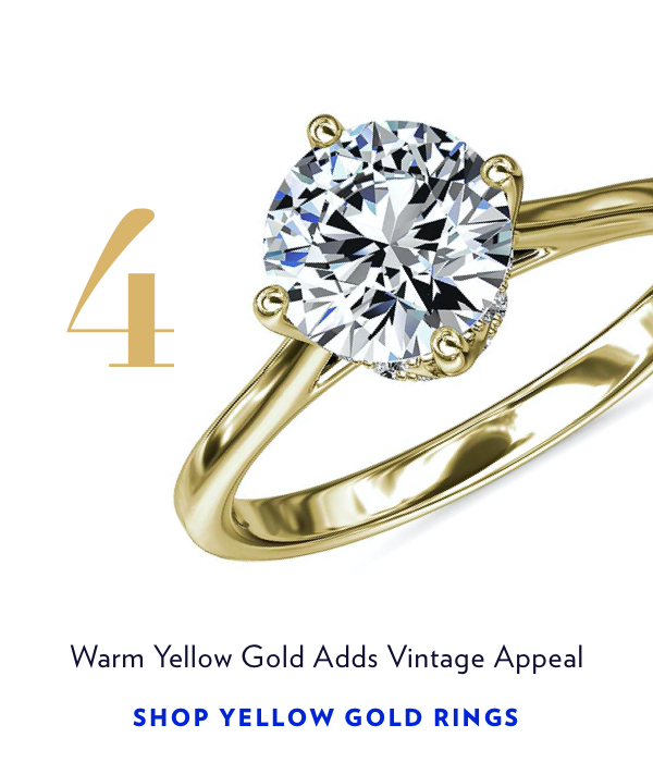 Shop Yellow Gold Rings