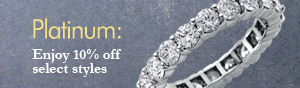 Shop Platinum Jewellery