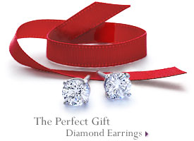 The Perfect Gift - Diamond Earrings
