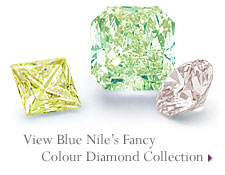 View Blue Nile's Fancy Colour Diamond Collection