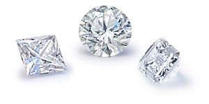 Diamantes sueltos