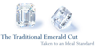 The Traditional Emerald-Cut Taken to an Ideal Standard