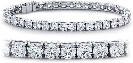 DB06500200 zoom - Diamond Bracelets