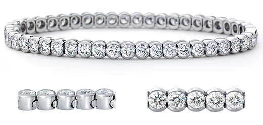 DB15400700 zoom - Diamond Bracelets