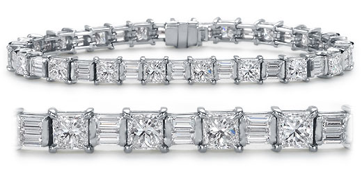 DB15500800 zoom - Diamond Bracelets