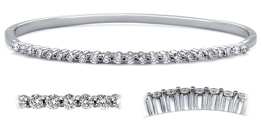 DB27400300 zoom - Diamond Bracelets