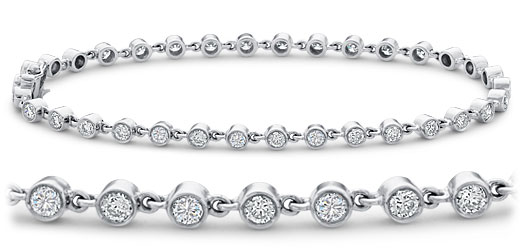 DB55400300 zoom - Diamond Bracelets